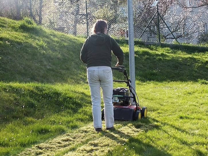 Kdy je vhodné trávník vertikutovat