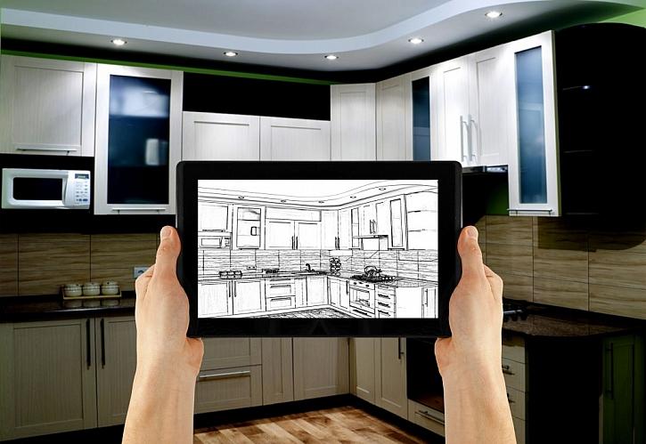 3D studia nám rádi pomohou vybrat ideální kuchyni