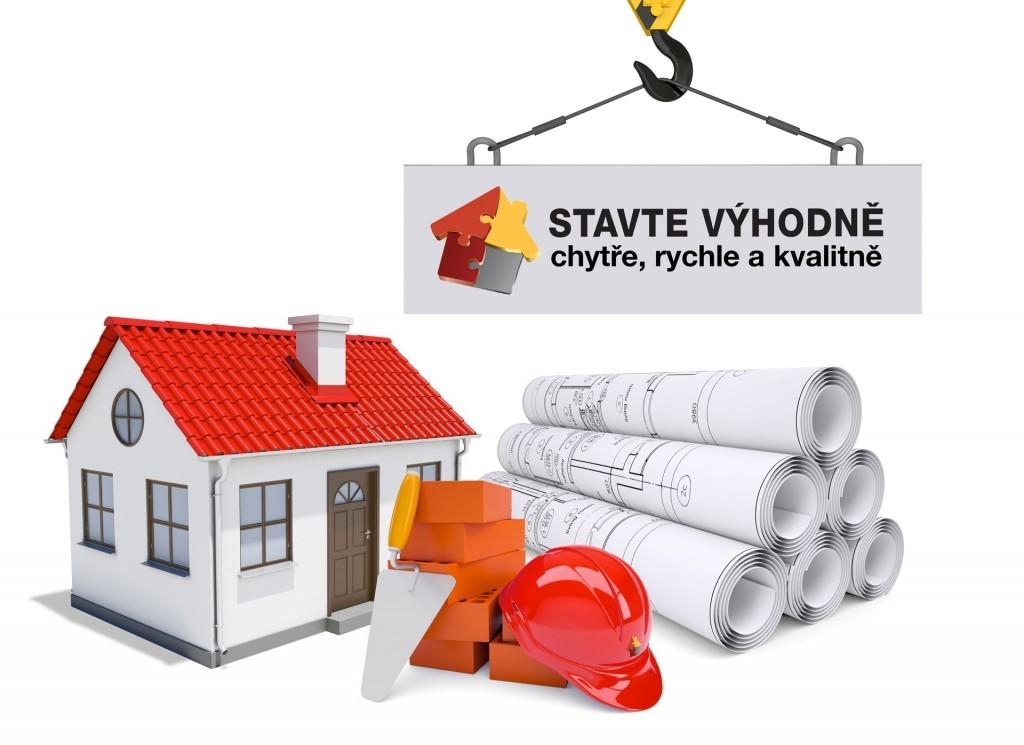 Vaše stavba čeká, proto Stavte výhodně!