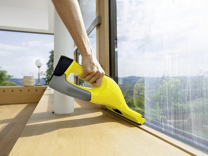 Nenechte se rozčilovat špínou na našich oknech - vysajete ji!