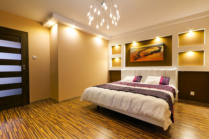 Dekorace do ložnice