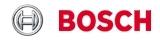 Logo Robert Bosch odbytová s r.o. - Zahradní technika