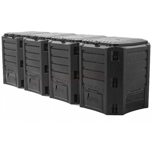 PROSPERPLAST MODULE COMPOGREEN 1600L Kompostér černý