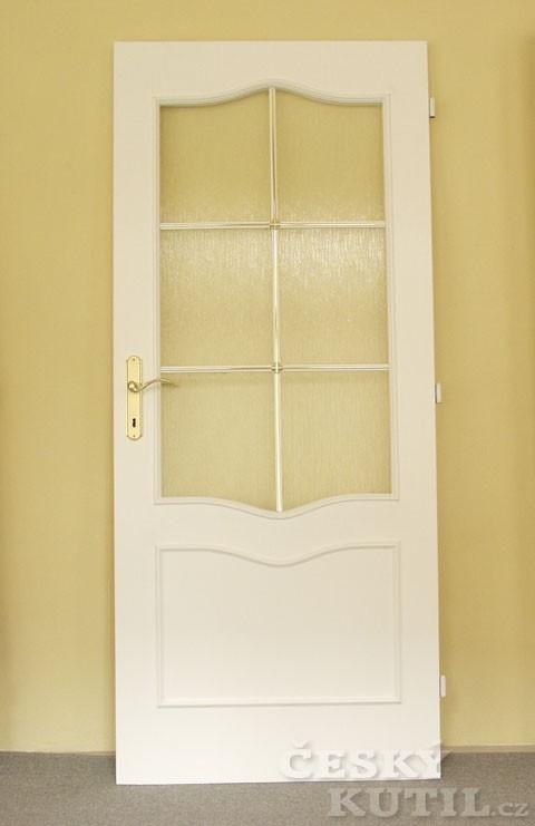 Prosklené dveře prosvětlí prostor