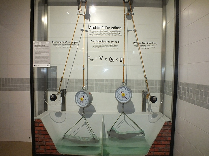 Jak vysvětlit Archimedův zákon?