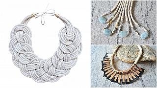 Šperky z lan aprovazů: Módní doplňky, které vás chytí anepustí