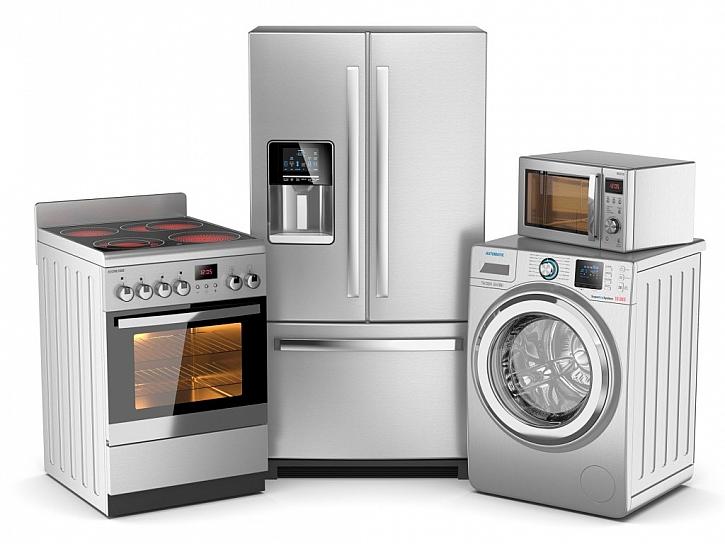 Moderní spotřebiče do kuchyně už nemusí být jen bílé