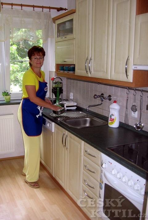 Nová kuchyň po 20 letech manželství – to si snad zasloužím!