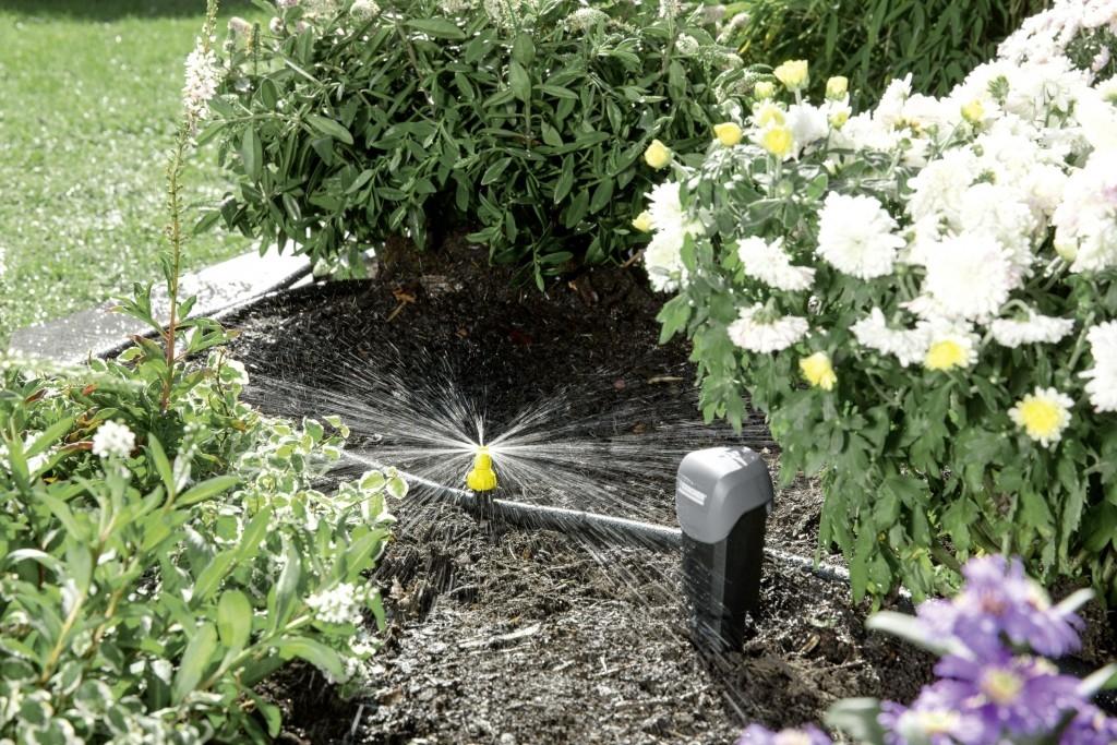 Automatické zavlažování vyřeší problémy se suchem
