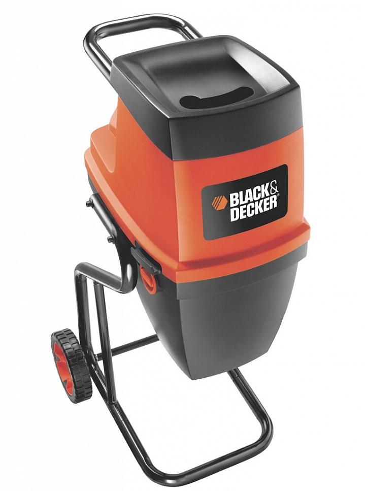 Black&Decker pro zahrady: drtiče větví