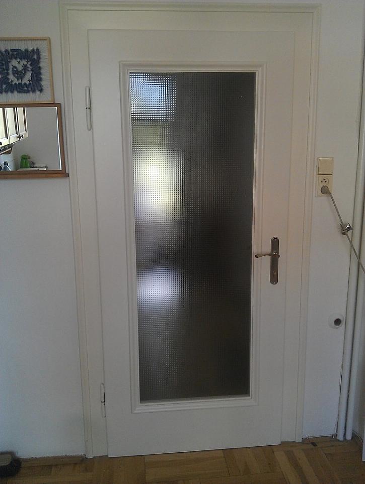 Interiérové dveře po repasi
