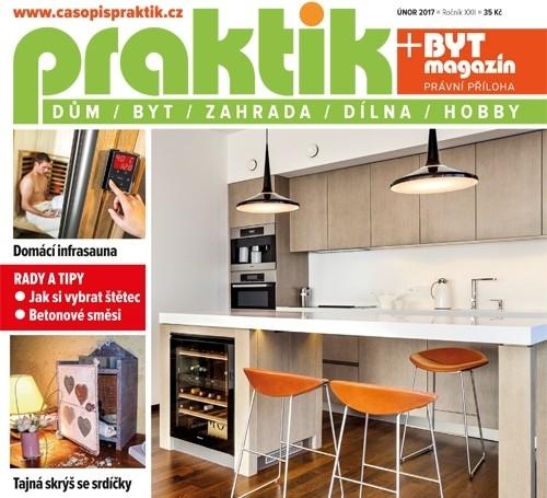 Časopis Praktik je i v únoru plný tipů a rad