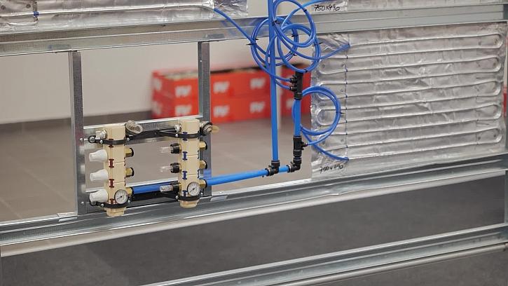 Pepa zjišťoval možnosti chlazení v domě v letních měsících u společnosti FV PLAST