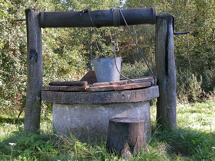 Zdroj pitné vody - studna nebo vodovod?