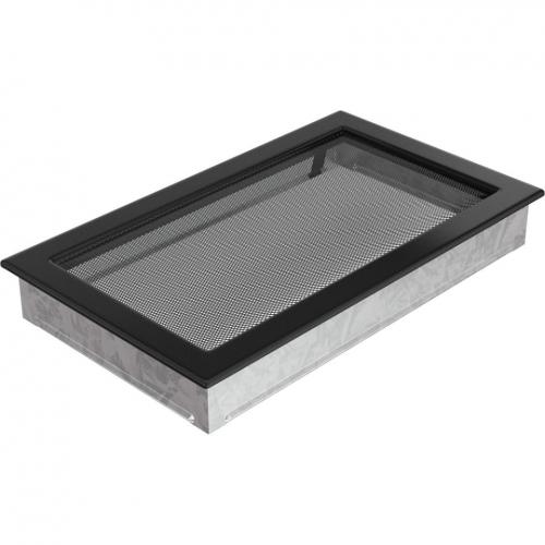 Krbová mřížka 22x37 BASIC černá