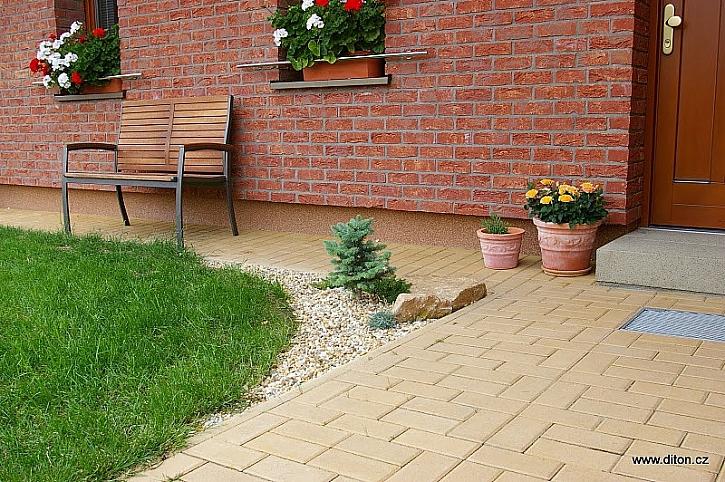 Jak vybrat venkovní dlažbu?