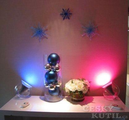 LED barvy – kouzlete s atmosférou