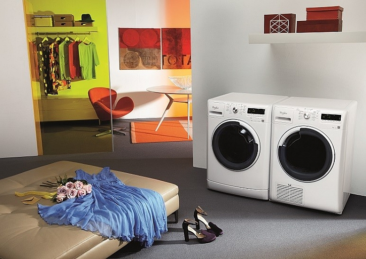 Mýtus 2: Sušička zmačká prádlo a znesnadní žehlení