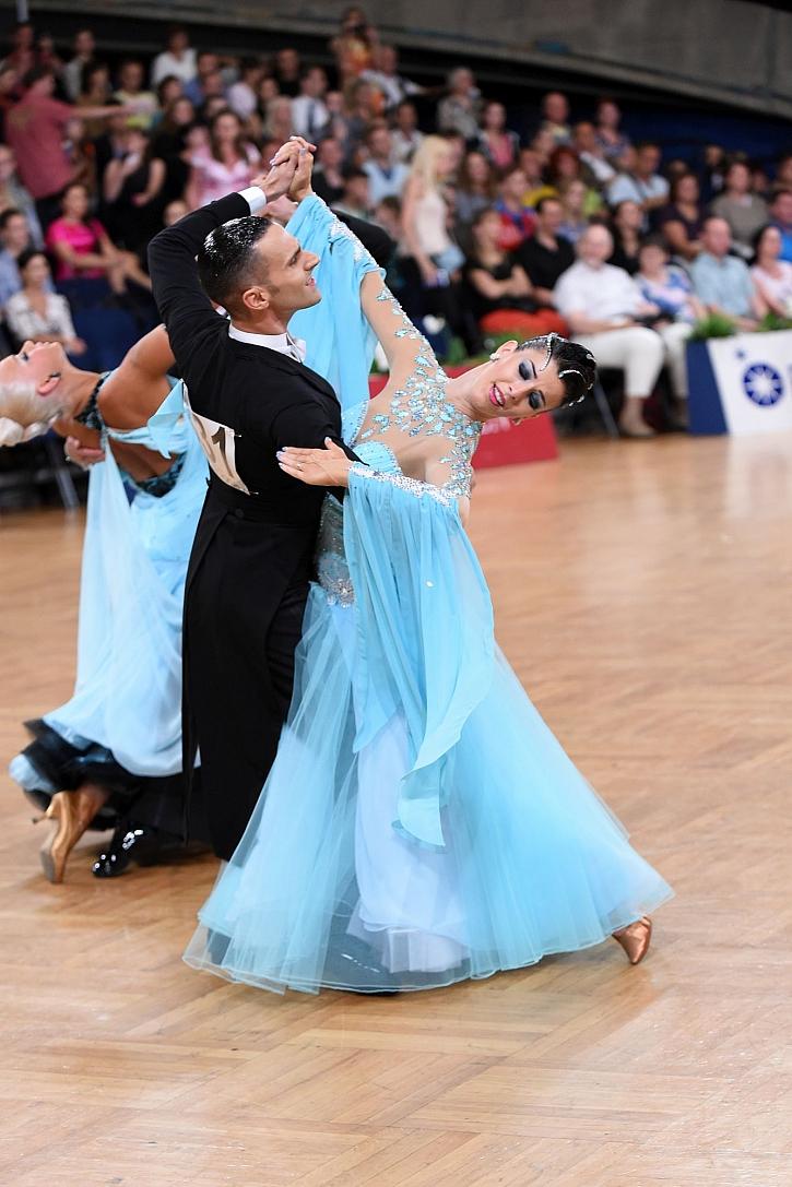 Tančící páry
