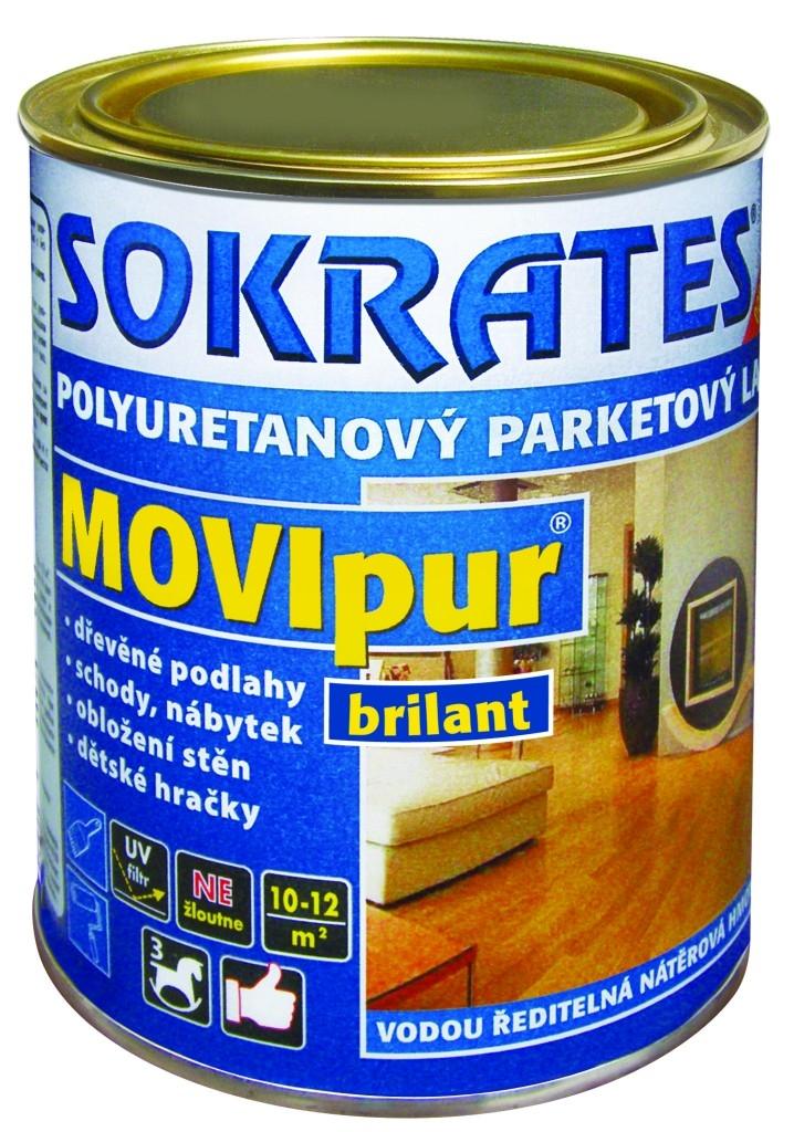 Parketové laky SOKRATES – vlastnosti a výhody