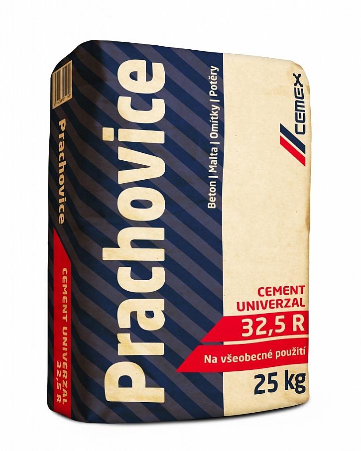 Cement Univerzal Prachovice - pro univerzální použití