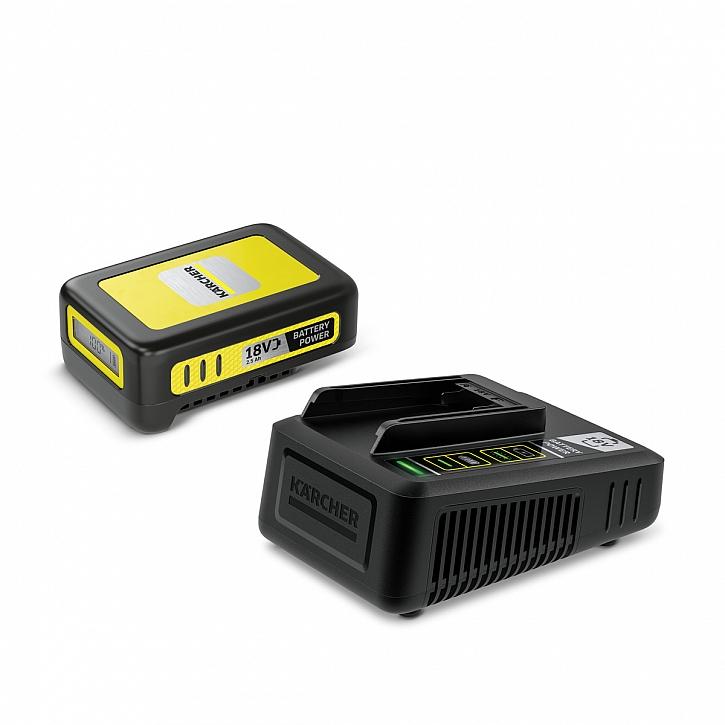 Startovací set pro nabíjení baterií