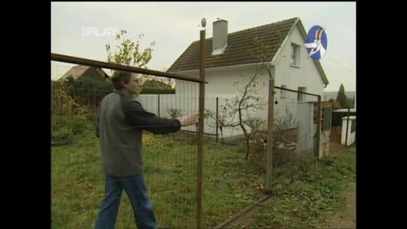 Domácí kutil: posuvná vrata