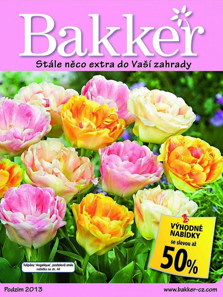 Katalog Bakker podzim/2013