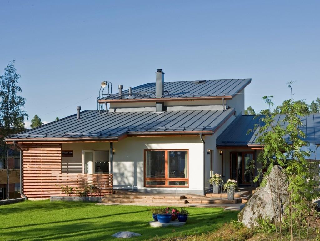 Střecha je samostatný objekt