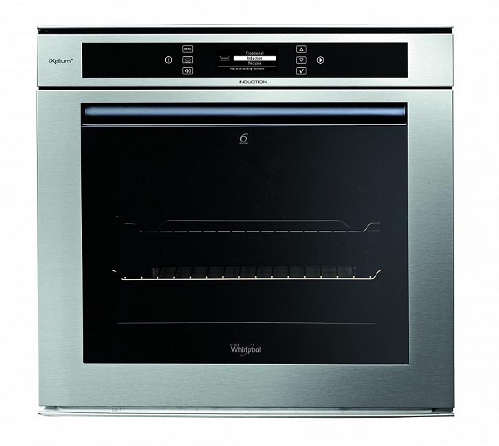 Proč vařit v indukční troubě Whirlpool?