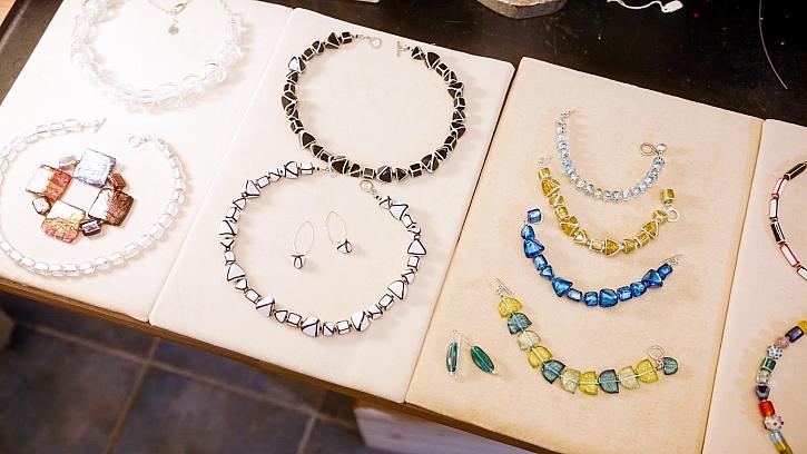 Již dokončené šperky