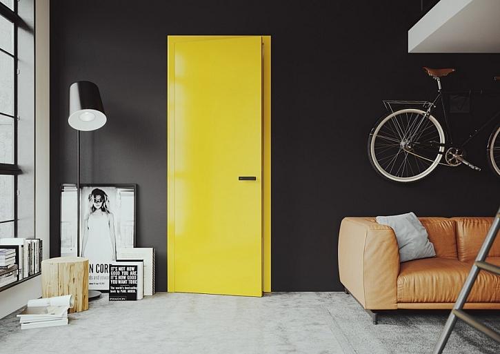 Hravost a originalita - barevné dveře SAPELI
