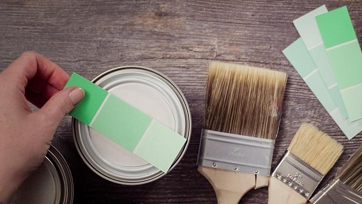 Výběr barvy záleží na tom, jaké dveře chcete mít