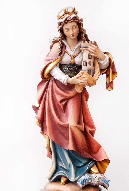 Svatá Barbora