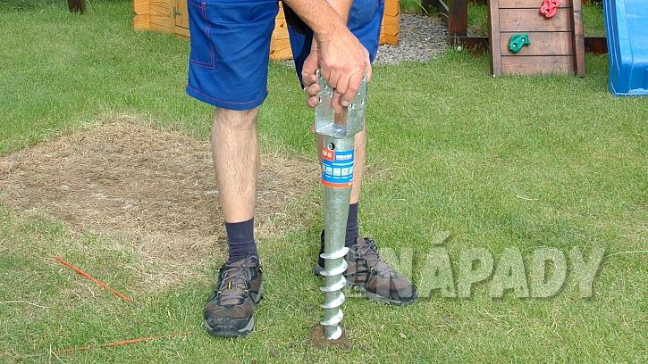 Pevná kotva pro váš plot 2