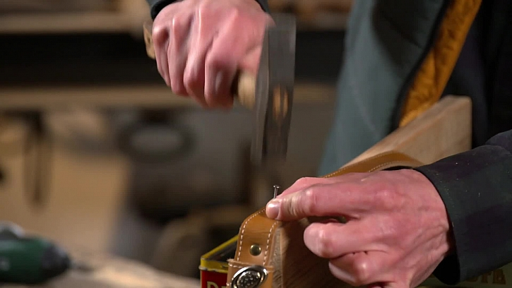 Práce s kladivem