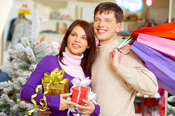 Nakupování dárků