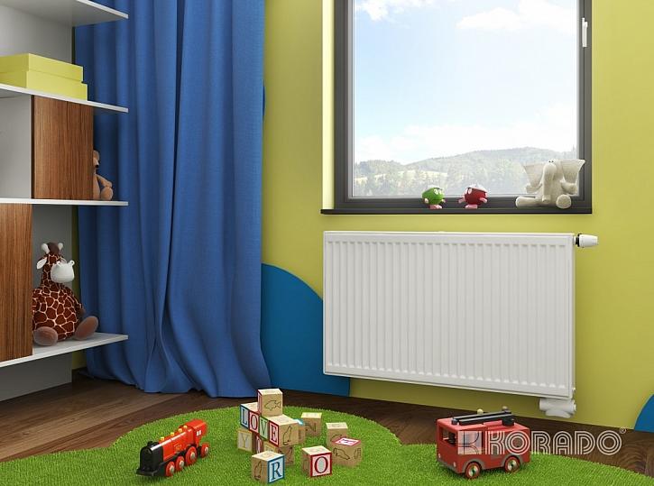 Výprodej radiátorů Kreiner je příležitostí výhodného nákupu