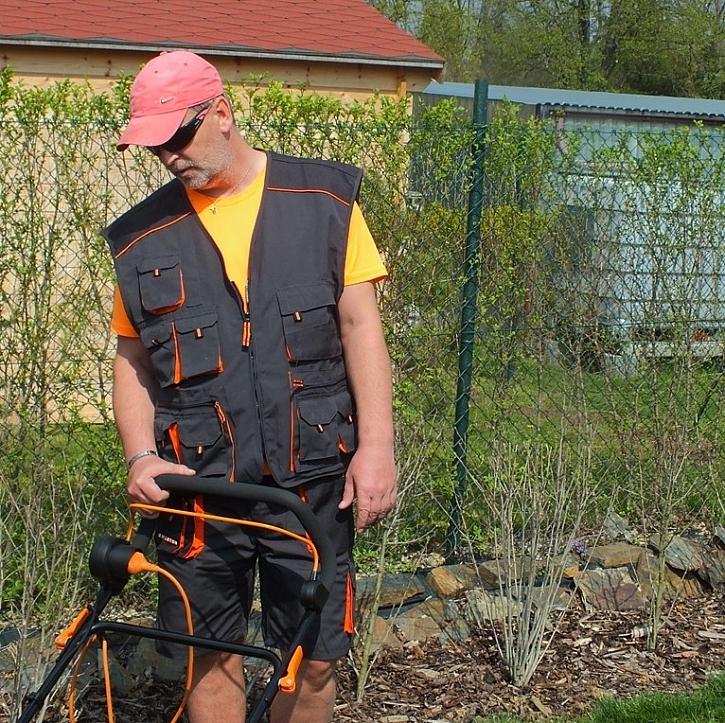 Brudra - praktické a pohodlné oblečení i na jarní práce