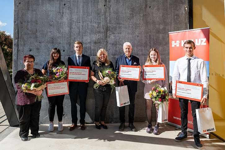Společnost HELUZ vyhlásila vítěze a nový ročník studentské soutěže (Zdroj: Jiří Hloušek X Production)