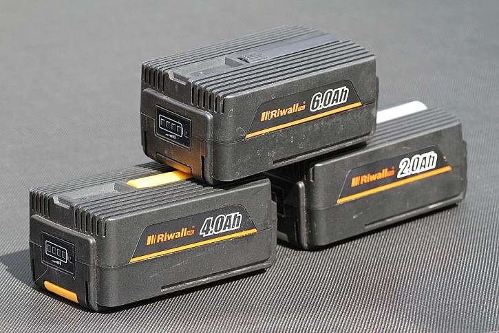 Baterie s dobrou výdrží
