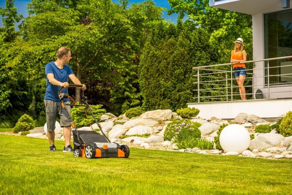 Vertikutace - omlazující kúra pro váš trávník