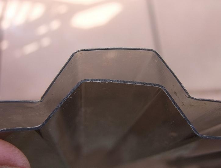 Tloušťka materiálu