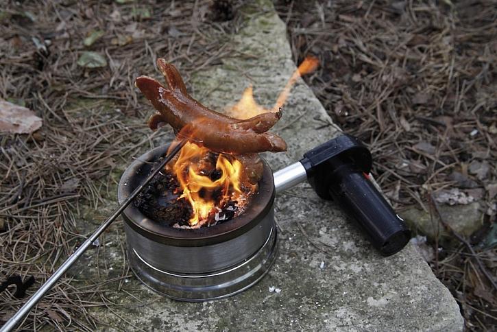S vařičem Meva Wood Uvaříte kdekoliv