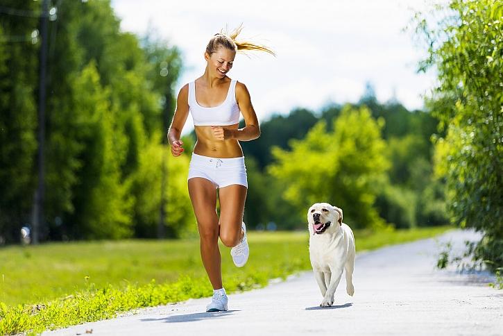 Zasportujte si se svým psem (Zdroj: Depositphotos)