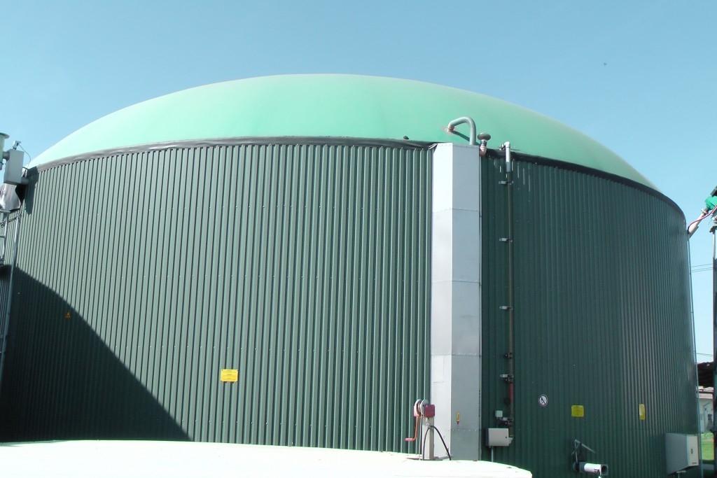 Pod Brdy vyroste první bioplynová stanice ČEZ