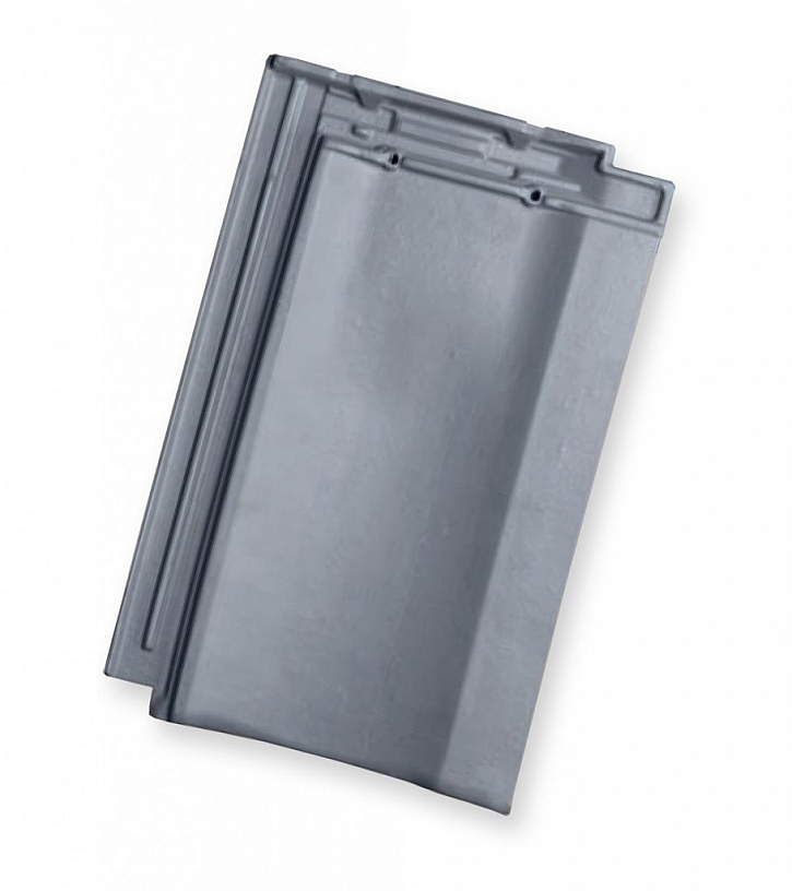 Tondach představil na FOR ARCH speciálně vyvinutou stříbřitě šedou engobu. Vyráběna bude výhradně na oblíbené tašce Stodo 12.