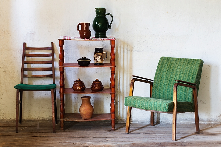 Jak oživit zašlý nábytek a zbavit se fleků (Zdroj: Depositphotos)