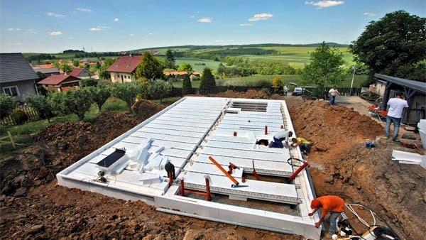 Postavte si dům na izolovaných základech