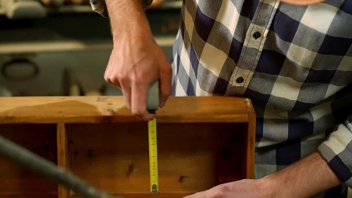 Měření truhlíku